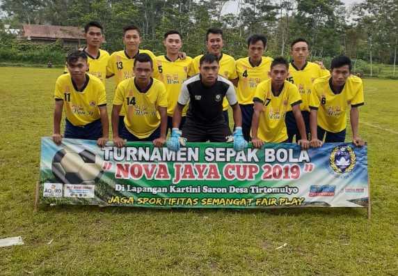 TURNAMEN NOVA JAYA CUP 2010