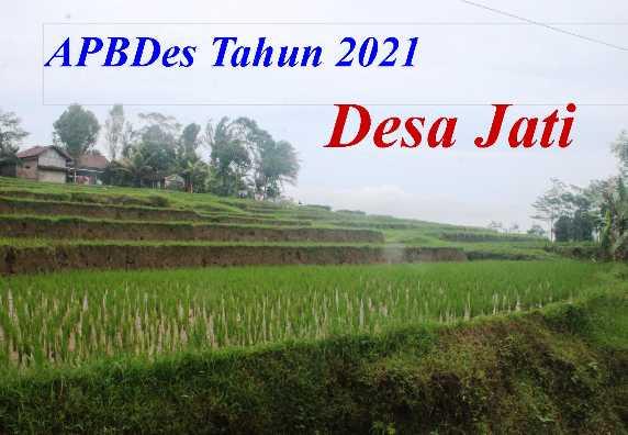 ANGGARAN PENDAPATAN  DAN BELANJA DESA (APBDes) TAHUN 2021
