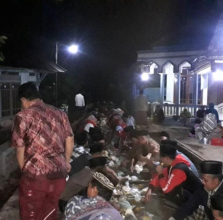 Merti Dusun dluwak/Baritan