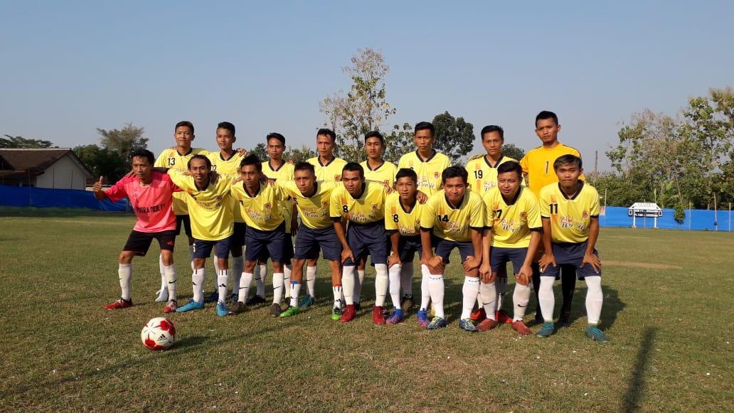 NIOR FC DALAM SELEKSI DEVISI III ASKAB PSSI KENDAL