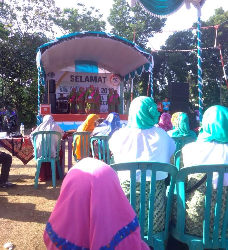 Partisipasi Dalam Peringatan Hari Santri Nasional