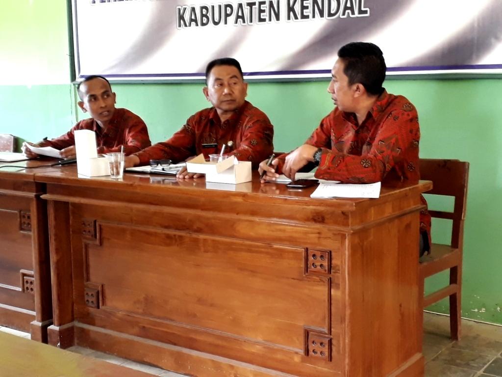 SERAH TERIMA JABATAN BPD DESA JATI KEC. PLANTUNGAN KAB. KENDAL 26 JULI 2019